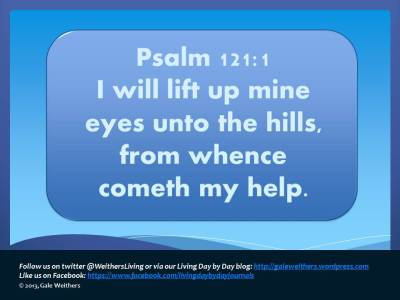 daily living psalms