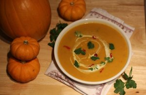 Celebrating My Heritage: Bajan Pumpkin Soup!