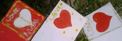 Love cards for Mom