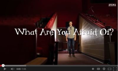 What are you afraid of? A film by TheAnima Series