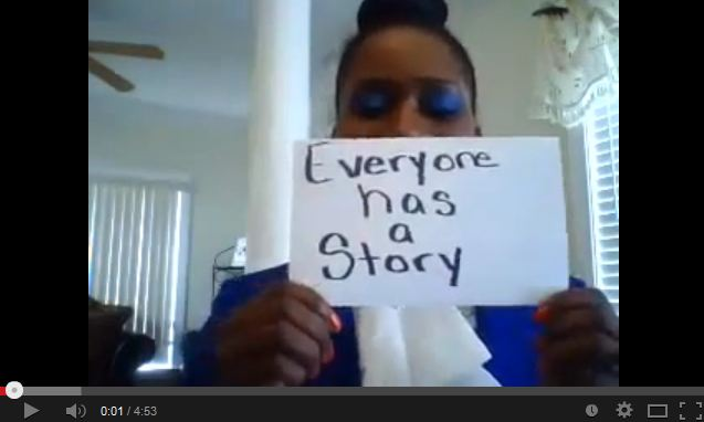 Everyone has a Story by Dakysha Sullivan