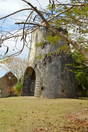 Old Barbados Windmill | Photo by Gale E