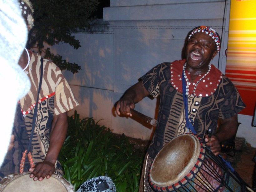 Drummers in South Africa