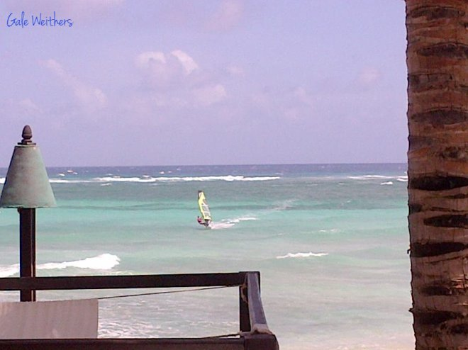 Easter Sunday Barbados view