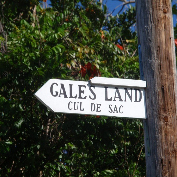 gales-land-sign